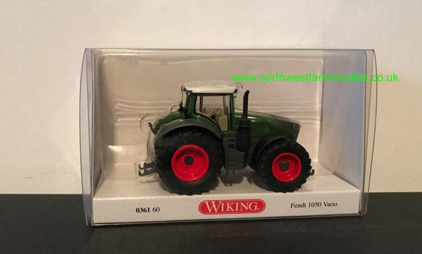 036160 WIKING FENDT 1050 VARIO 1:87 SCALE