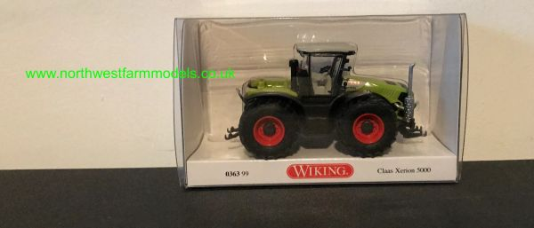 036399 WIKING CLAAS XERION 5000 1:87 SCALE