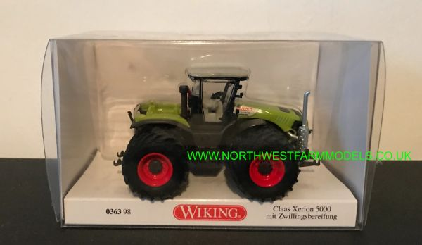 WIKING 1:87 SCALE CLAAS XERION 5000 WITH DUALS