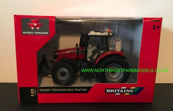 42898A2 Britains Farm 1:32 SCALE Massey Ferguson 6613 Model Tractor