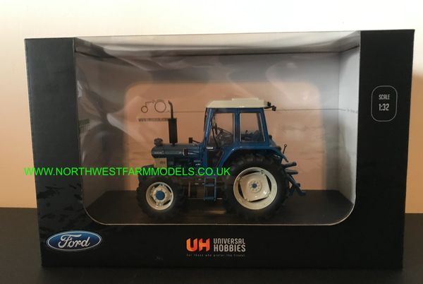 UNIVERSAL HOBBIES 5367 1:32 SCALE FORD 6610 4WD GENERATION 1