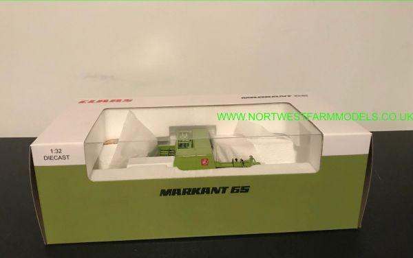 REPLICAGRI 1:32 SCALE CLAAS MARKANT 65 SMALL SQUARE BALER