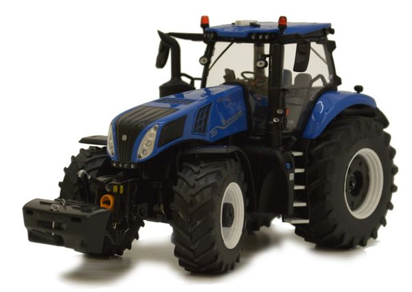 MARGE MODELS 1:32 SCALE NEW HOLLAND T8.435 GENESIS BLUE