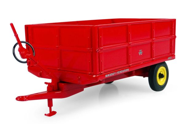 UNIVERSAL HOBBIES 1:32 SCALE 6242 MASSEY FERGUSON 21 HI SIDE GRAIN TRAILER