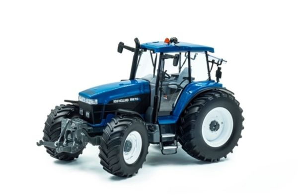 ROS 1:32 SCALE NEW HOLLAND 8670A MODEL TRACTOR