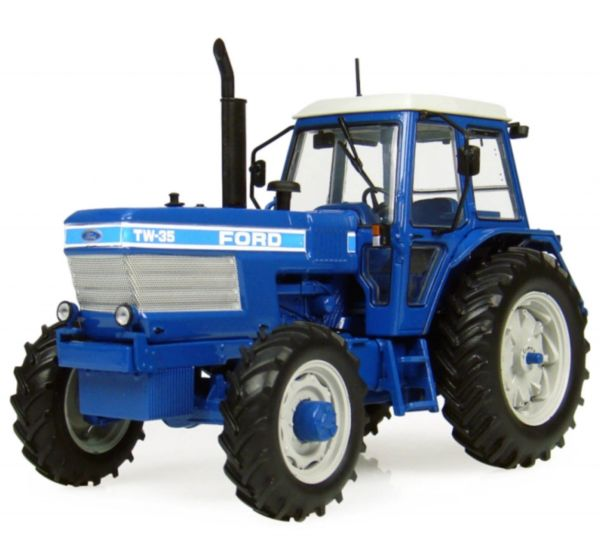 UNIVERSAL HOBBIES 4027 1:32 SCALE FORD TW-35 4WD (1983)