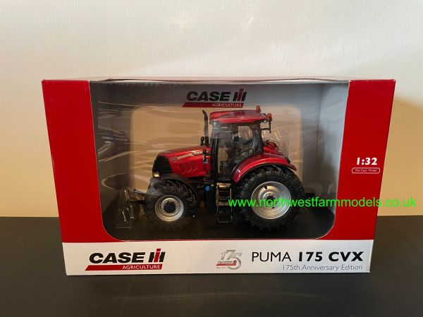 UNIVERSAL HOBBIES 5285 1:32 SCALE CASE IH PUMA CVX 175TH ANNIVERSARY EDITION