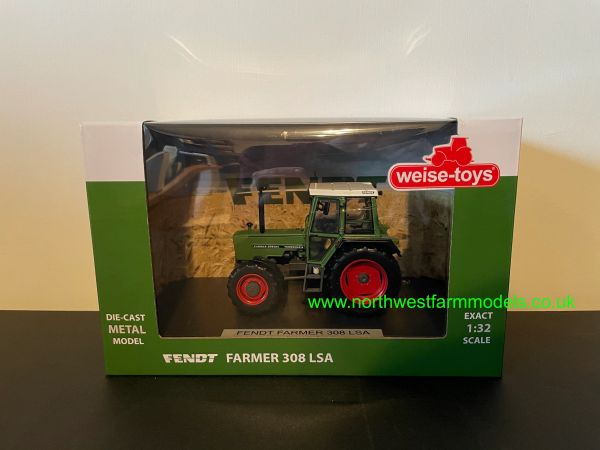 WEISE TOYS 1:32 SCALE FENDT 308 LSA 4WD