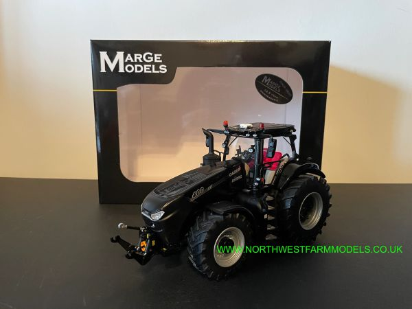MARGE MODELS 1:32 SCALE CASE IH MAGNUM 400 CVX BLACK LIMITED EDITION