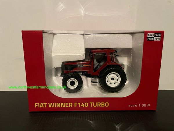 ROS 1:32 SCALE FIAT WINNER F140 TURBO LIMITED EDITION