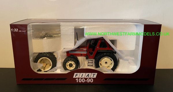 REPLICAGRI 1:32 SCALE FIAT 100-90 WITH DUAL WHEELS