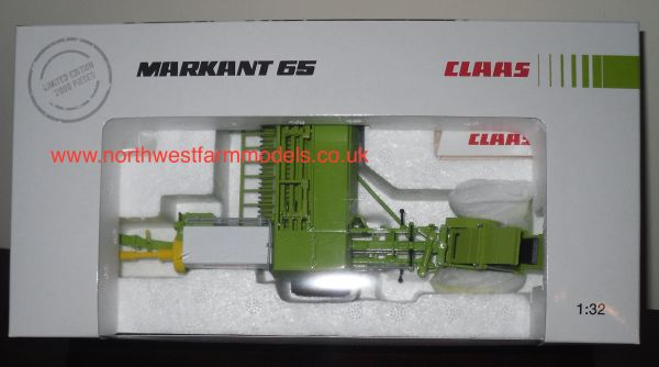 "REPLICAGRI 1/32 CLAAS MARKANT 65 ""CLAAS EDITION"" LIMITED EDITION 2000 PIECES"