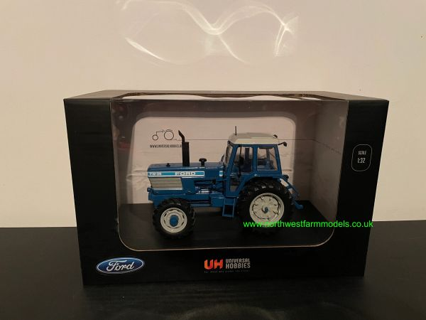 UNIVERSAL HOBBIES 4027 1:32 SCALE FORD TW35 4WD (1983)