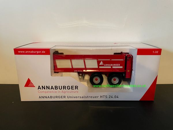 ROS 1:32 SCALE ANNABURGER HTS 24.04 MANURE SPREADER