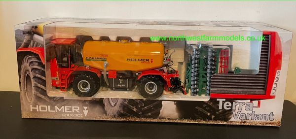 ROS 1:32 SCALE HOLMER TERRA VARIANT WITH REAR SPREADER