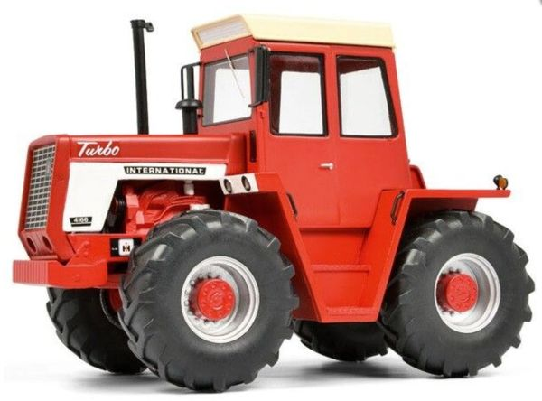 SCHUCO 1:32 SCALE INTERNATIONAL 4166 TRACTOR