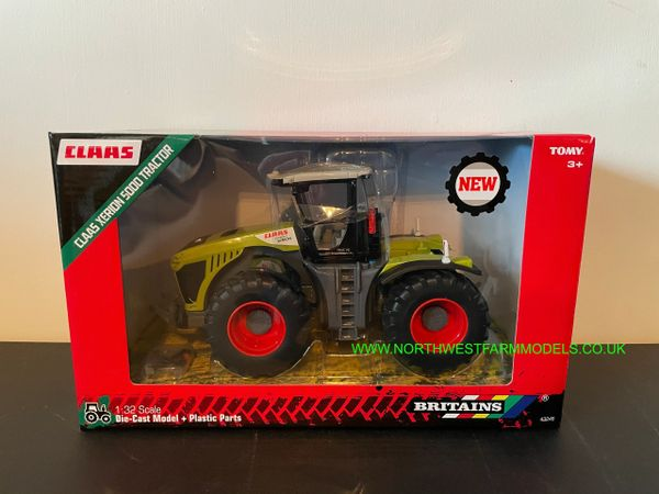 BRITAINS 1:32 SCALE 43246 CLAAS XERION 5000