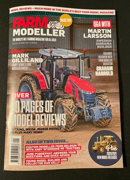FARM MODELLER MAGAZINE ISSUE NO.1 DECEMBER 2020