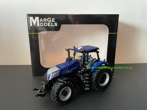MARGE MODELS 1:32 SCALE NEW HOLLAND T8.435 GENESIS BLUE POWER