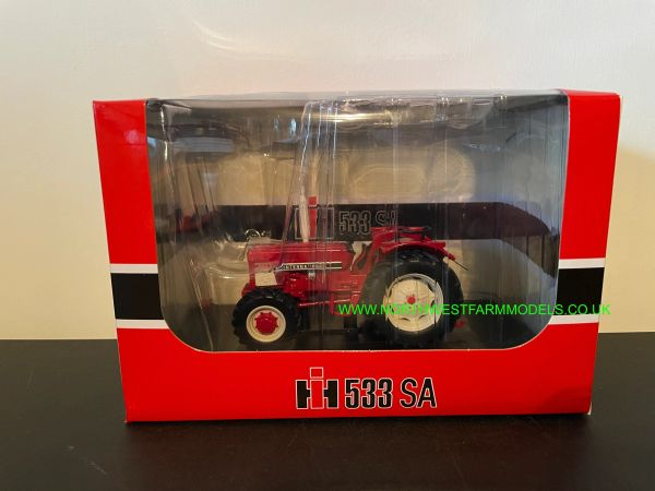 REPLICAGRI 1:32 SCALE INTERNATIONAL 533 SA 4WD