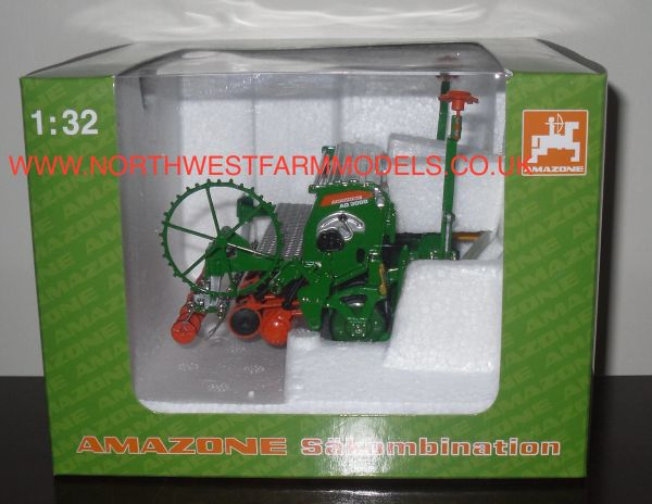 ROS 1/32 SCALE AMAZONE AD3000 COMBINATION DRILL (DEALER BOX)