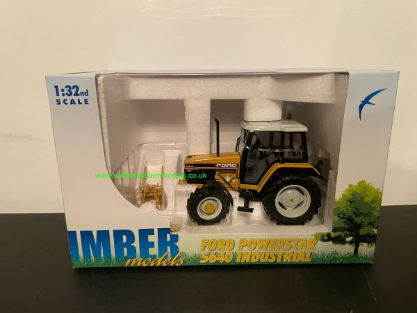 ROS 1:32 SCALE FORD 5640 SLE 4WD INDUSTRIAL