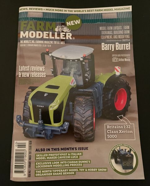 FARM MODELLER MAGAZINE ISSUE NO.2 FEBRUARY/MARCH 2021