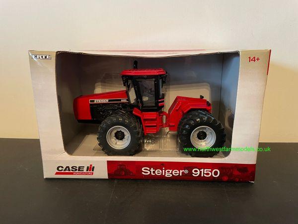 ERTL 1:32 SCALE CASE IH STEIGER 9150 4WD WITH DUAL WHEELS