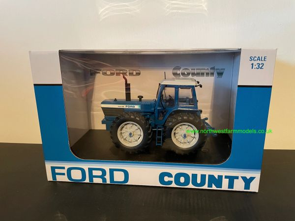 UNIVERSAL HOBBIES 6302 1:32 SCALE FORD TW30 COUNTY 1884 PROTOTYPE 40 YEARS LIMITED EDITION