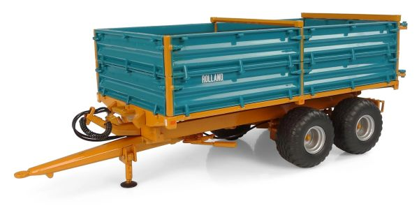 UNIVERSAL HOBBIES 1:32 SCALE 6306 ROLLAND 10 TON TRAILER - LIMITED EDITION