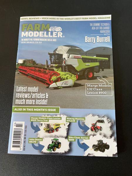 FARM MODELLER MAGAZINE ISSUE NO.3 APRIL/MAY 2021