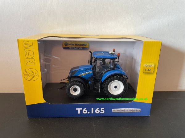 UNIVERSAL HOBBIES 5263 1:32 SCALE NEW HOLLAND T6.165