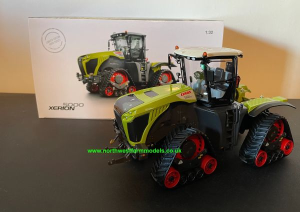 WIKING 1:32 SCALE CLAAS XERION 5000 TRAC TS LIMITED EDITION CLAAS DEALER