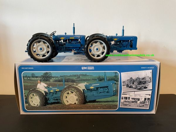 UNIVERSAL HOBBIES 6297 1:16 SCALE DOE TRIPLE D DUAL DRIVE NEW PERFORMANCE LIMITED EDITION