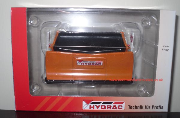 UH4101 UNIVERSAL HOBBIES 1/32 SCALE HYDRAC SNOW PUSHER