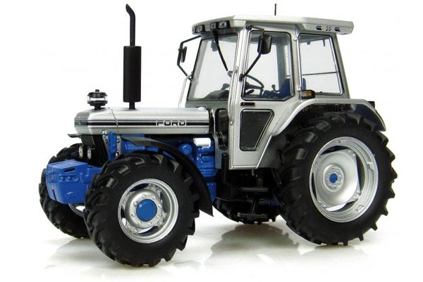 UH2882 Universal Hobbies 1/32 Scale Ford 7810 Silver Jubilee