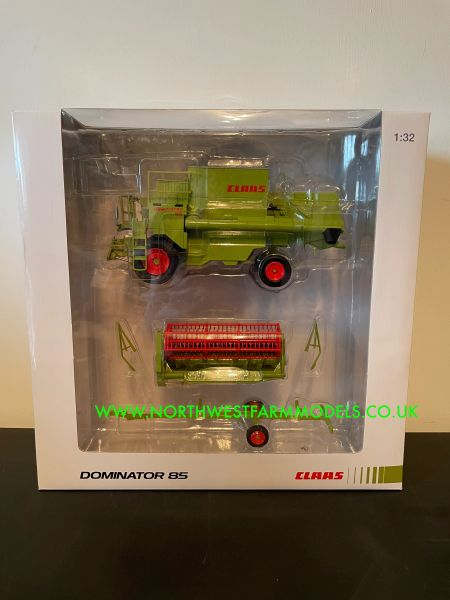 USK SCALEMODELS 1:32 SCALE CLAAS DOMINATOR 85 *LIMITED EDITION*