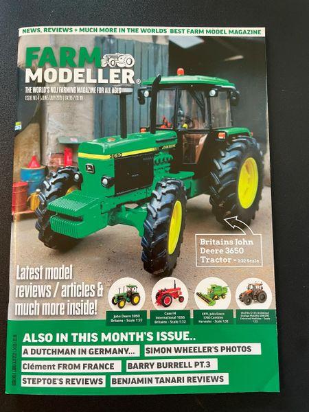 FARM MODELLER MAGAZINE ISSUE NO.4 JUNE/JULY 2021