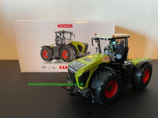 WIKING 1:32 SCALE CLAAS XERION 4500 TRAC VC
