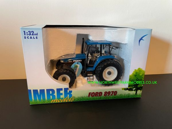 IMBER TOYS 1:32 SCALE FORD 8970 LIMITED EDITION