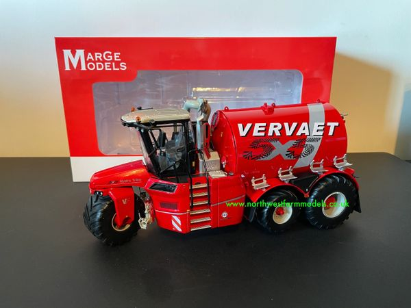 MARGE MODELS 1:32 SCALE VERVAET HYDRO TRIKE 5X5 LIMITED EDITION