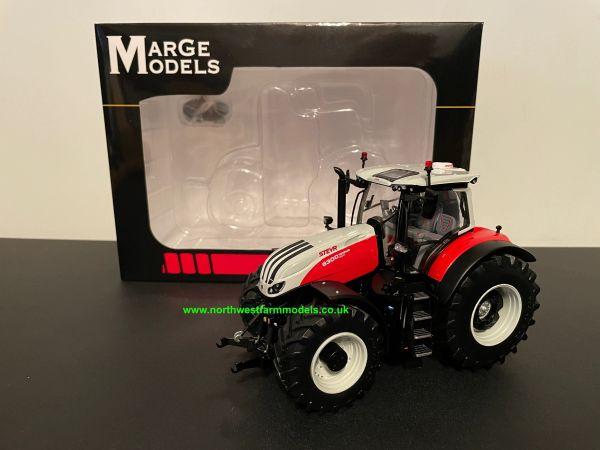 MARGE MODELS 1:32 SCALE STEYR TERRUS 6300 CVT - 2021 EDITION