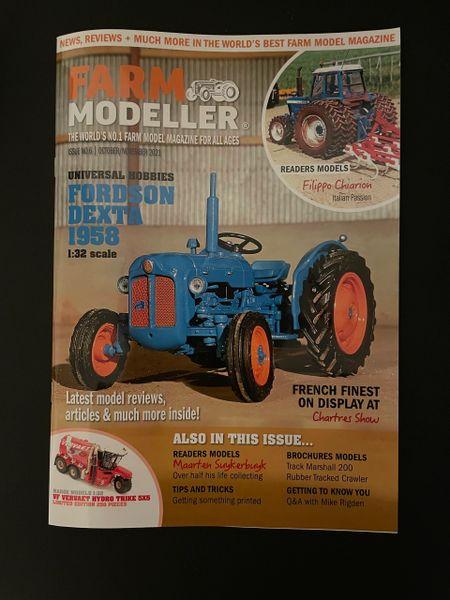 FARM MODELLER MAGAZINE ISSUE NO.6 OCTOBER/NOVEMBER 2021