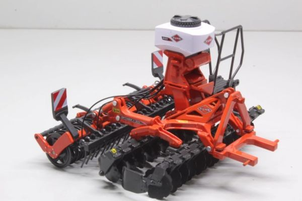 REPLICAGRI 1:32 SCALE KUHN OPTIMER 303 WITH 303 SH SEEDER