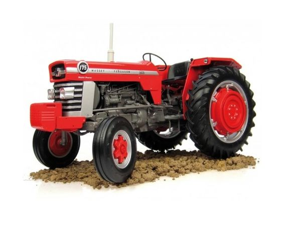 UH2906 UNIVERSAL HOBBIES 1/16 SCALE MASSEY FERGUSON 175 (1970)