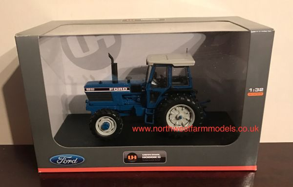 4030 UNIVERSAL HOBBIES 1/32 SCALE FORD 8830 POWERSHIFT (1989)