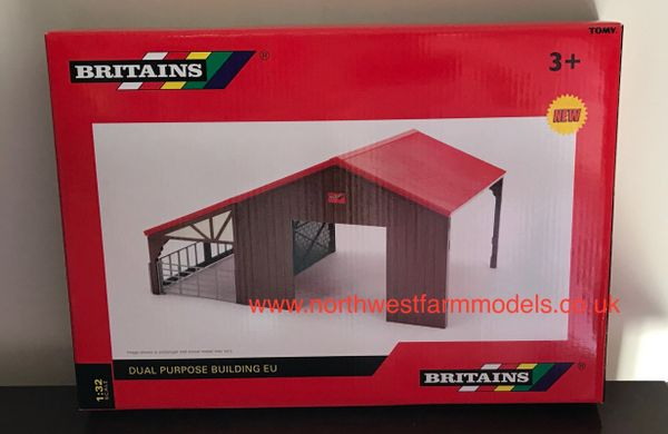 42954 BRITAINS FARM DUAL PURPOSE BUILDING EU