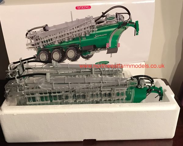 WIKING 1/32 SCALE SAMSON SG28 SLURRY TANKER