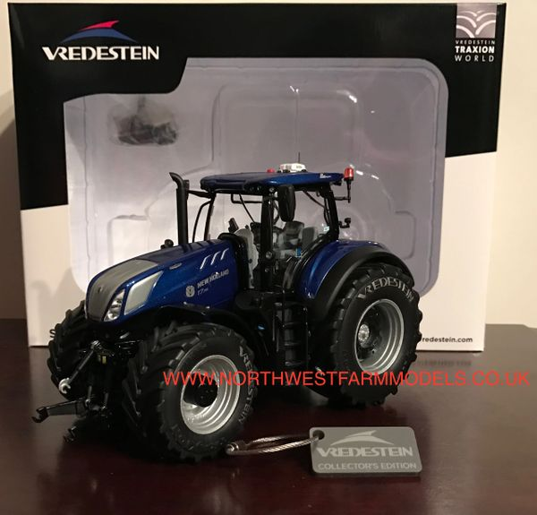 "MARGE MODELS 1/32 SCALE NEW HOLLAND T7.315 ""BLUE POWER"" COLLECTORS EDITION *NEW*"