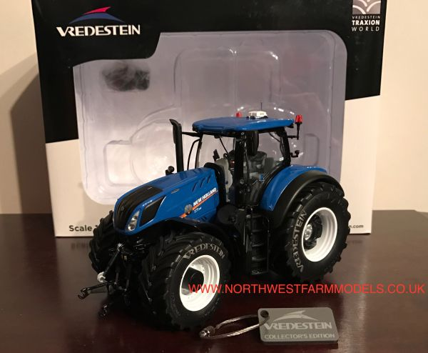 MARGE MODELS 1/32 SCALE NEW HOLLAND T7.315 COLLECTORS EDITION *NEW*